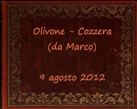 Olivone-Cozzera - 9 agosto 2012